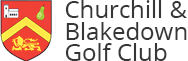 Churchill and Blakedown Logo
