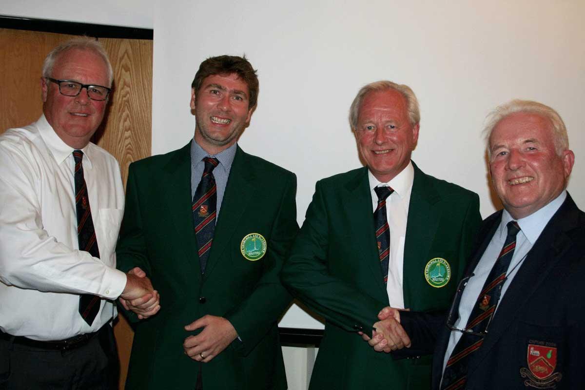 Churchill & Blakedown Masters presentation