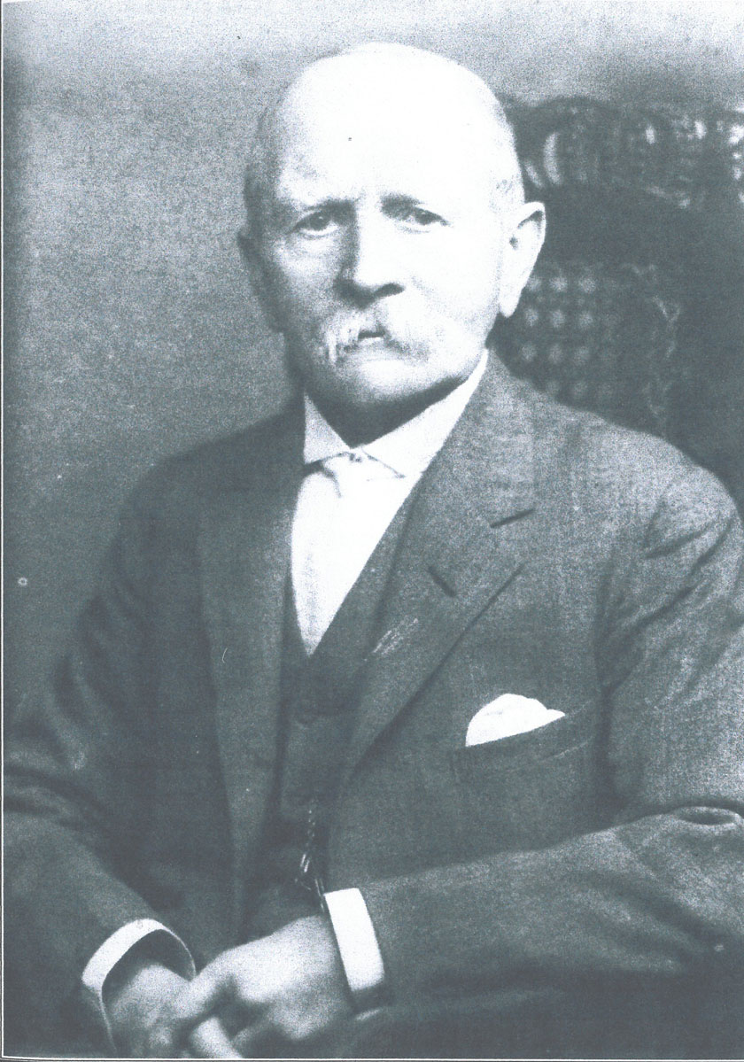 Charles Faux